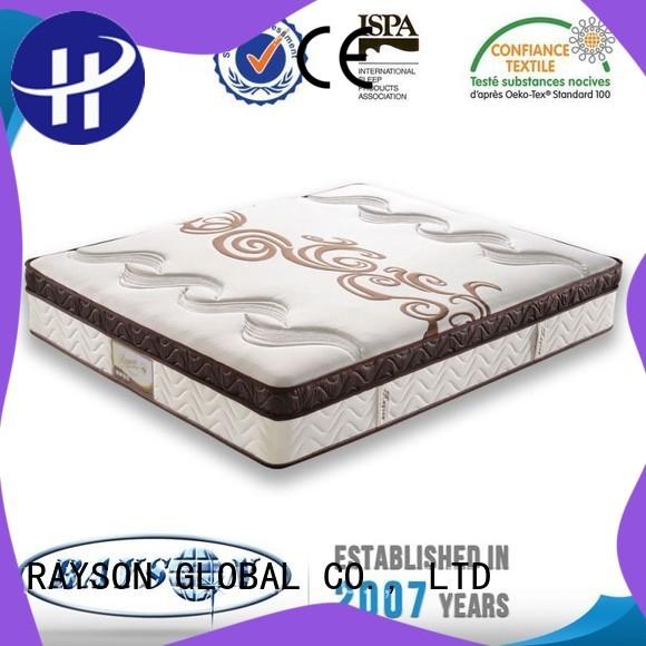 Rayson Mattress Custom latex mattress Supply