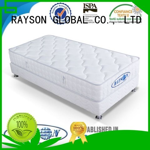 Rayson Mattress Brand asleep antibacteria dubai memory foam and coil spring mattresses