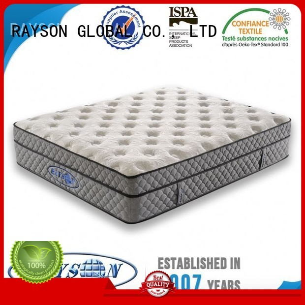 elegant bonnell spring coil ventilated Rayson Mattress company