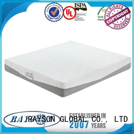 Custom bodipedic memory foam mattress rolled Supply