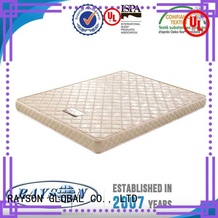 Rayson Mattress zipper mattress without chemicals Supply