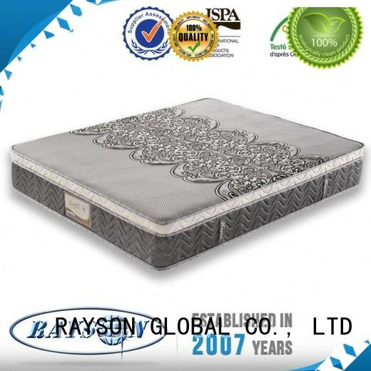 Rayson Mattress encased spring and mattress manufacturers