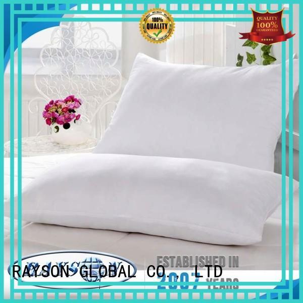 Rayson Mattress New best goose down pillows Suppliers