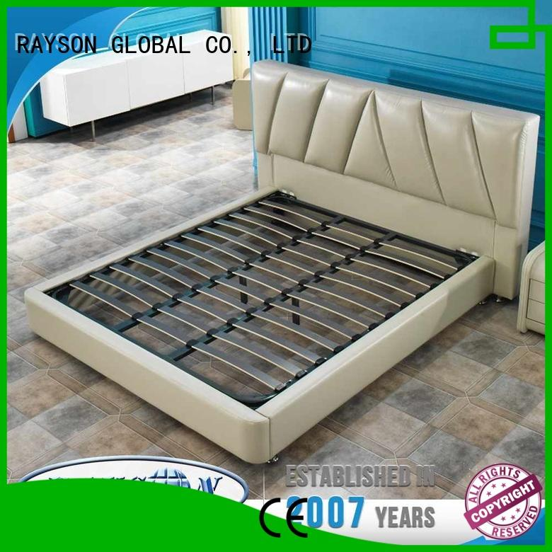 export firm my Rayson Mattress Brand hotel bed base supplier