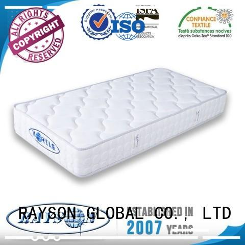 memory foam and coil spring mattresses pillow antislip continuous spring mattress manufacture