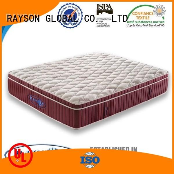 Rayson Mattress Custom best rated coil spring mattress manufacturers