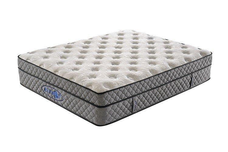 Rayson Mattress plush foam vs spring mattress Supply-2