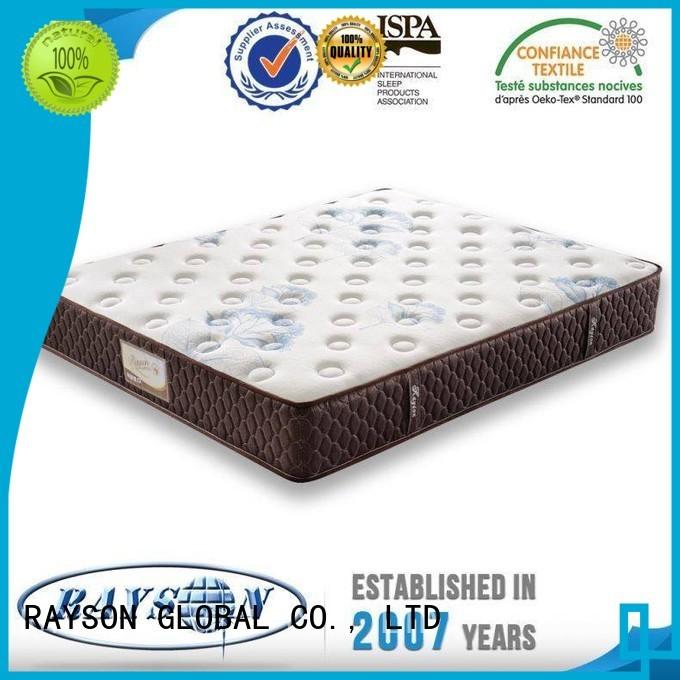 Rayson Mattress Best double spring mattress manufacturers