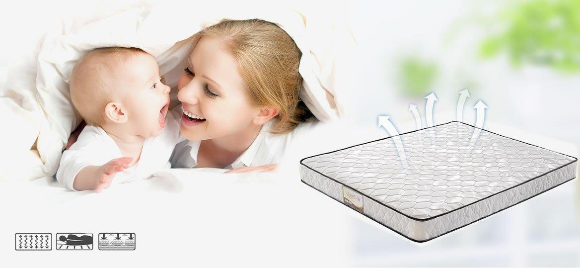 Wholesale memory foam mattress with coil springs royal Suppliers-1