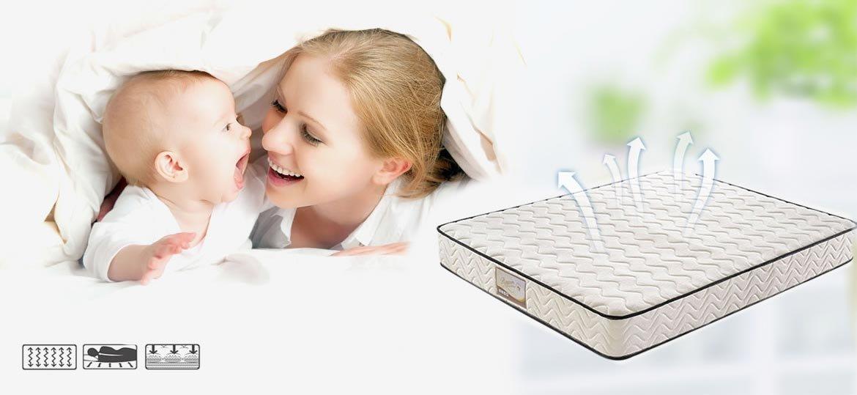 Rayson Mattress-Firm Pocket Spring Mattress For Hotel Bedroom Discount 1200 pocket spring mattress W