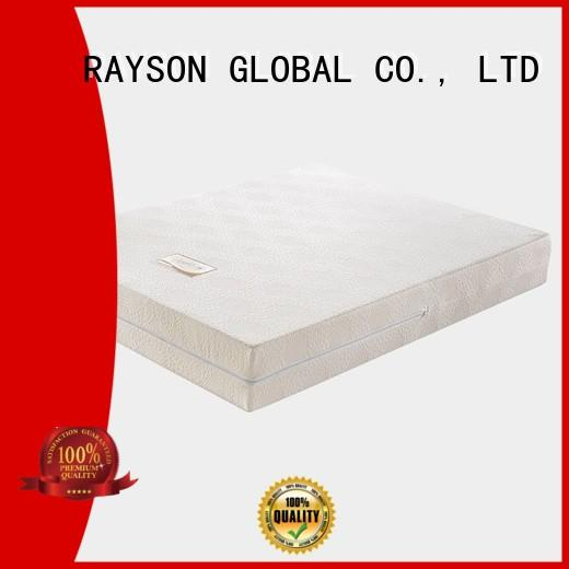 continuous my covers quilted Sponge Mattress Topper Rayson Mattress