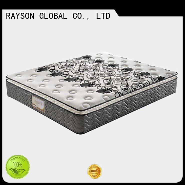 Quality Rayson Mattress Brand top 10 pocket sprung mattress poket