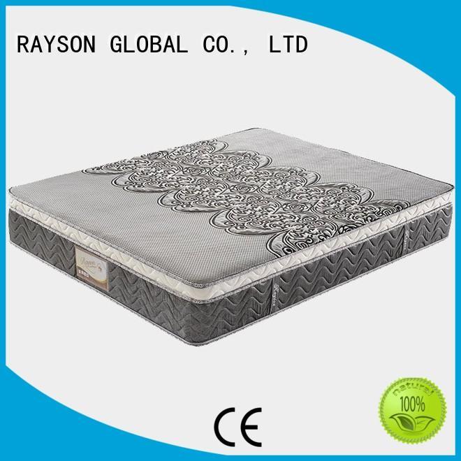 Rayson Mattress flower pocket sprung and gel mattress manufacturer for home