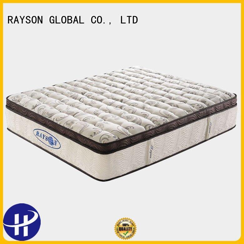 Rayson Mattress moonlife pocket sprung mattress company series for home