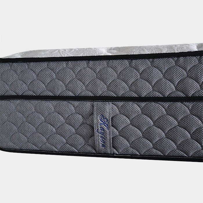 Euro Top Two Layers Bonnell Memory Foam Mattress