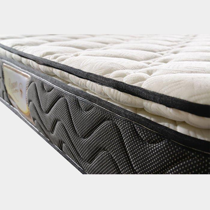 Pillow Top Memory Foam Roll Out bonnell spring Mattress