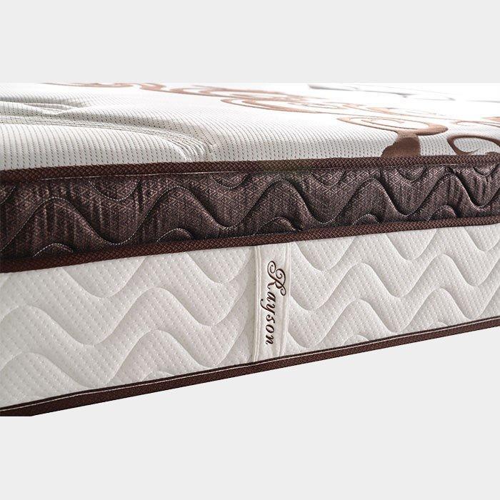 Super Elastic Euro Top Dual Layer Bonnell Spring Mattress