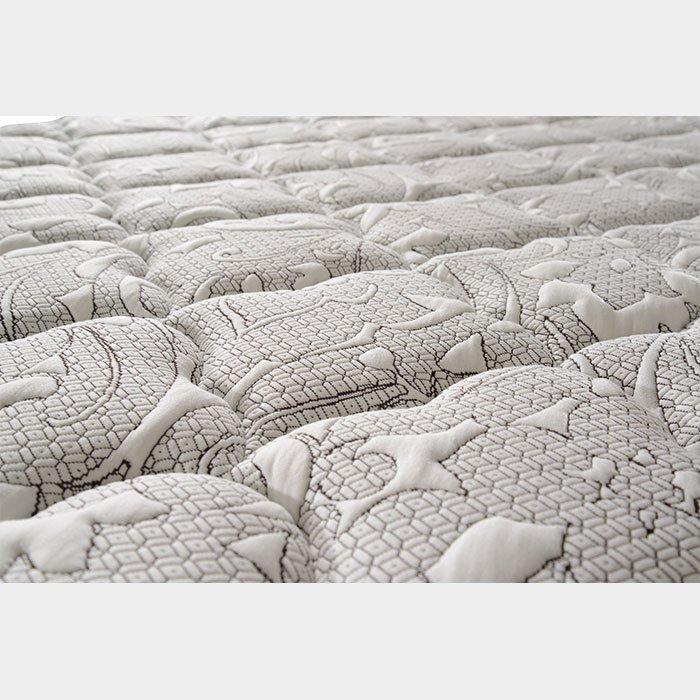 5 Zoned Pillow Top Pocket Spring Mattress , Memory Foam Orthopaedic Mattress