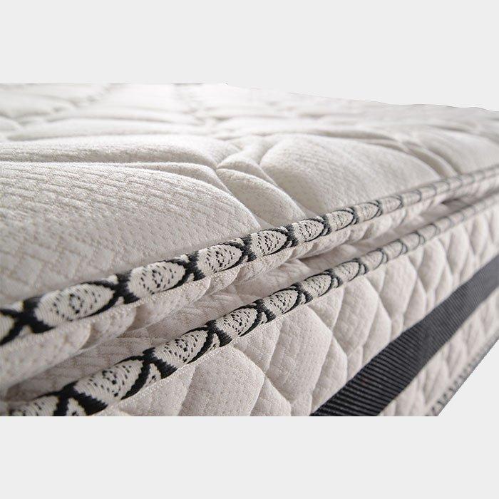 Fire - Retardant Pocket Pillow Top Mattress