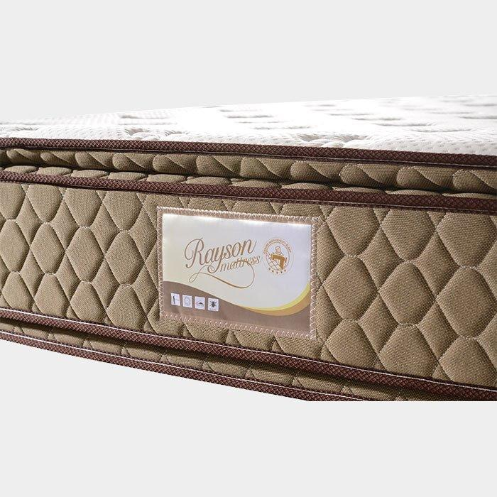 Luxurious Pillow Top Box Spring Mattresses With Non Woven Fabric