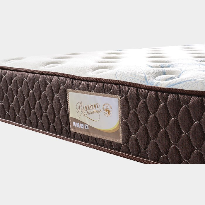 Rayson Mattress-single pocket coil mattress ,pocket sprung memory foam bed | Rayson Mattress-1
