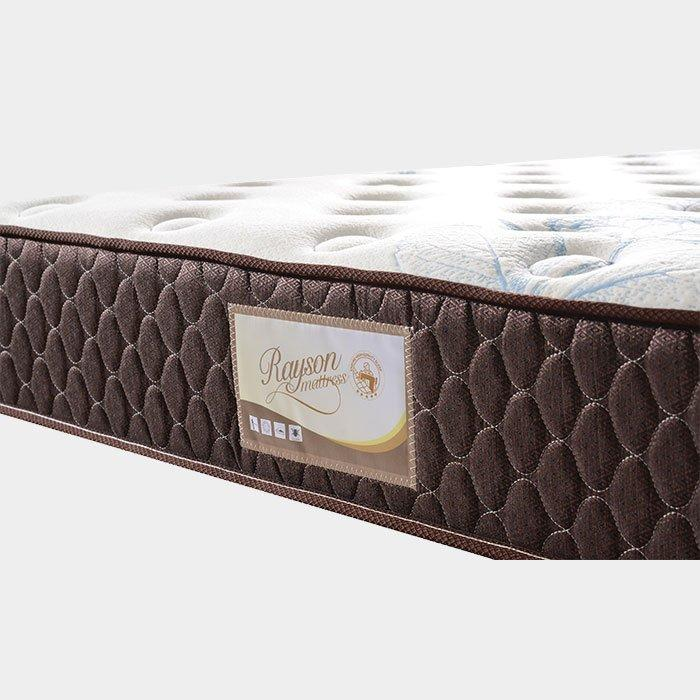 Memory Foam Pocket Spring Mattress Cotton Knitted Fabric