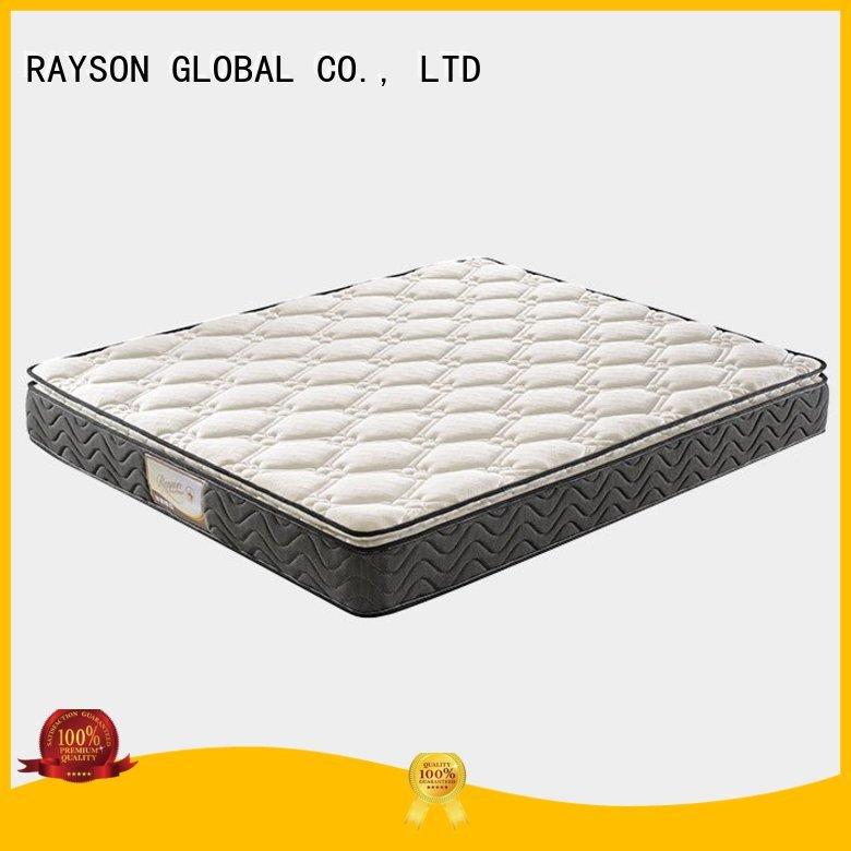 sleeping luxury bonnell and memory sprung mattress manufacturer for hotel Rayson Mattress