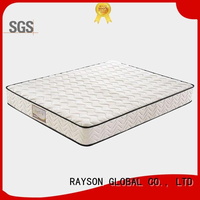 Rayson Mattress bed tufted pocket sprung mattress series for house