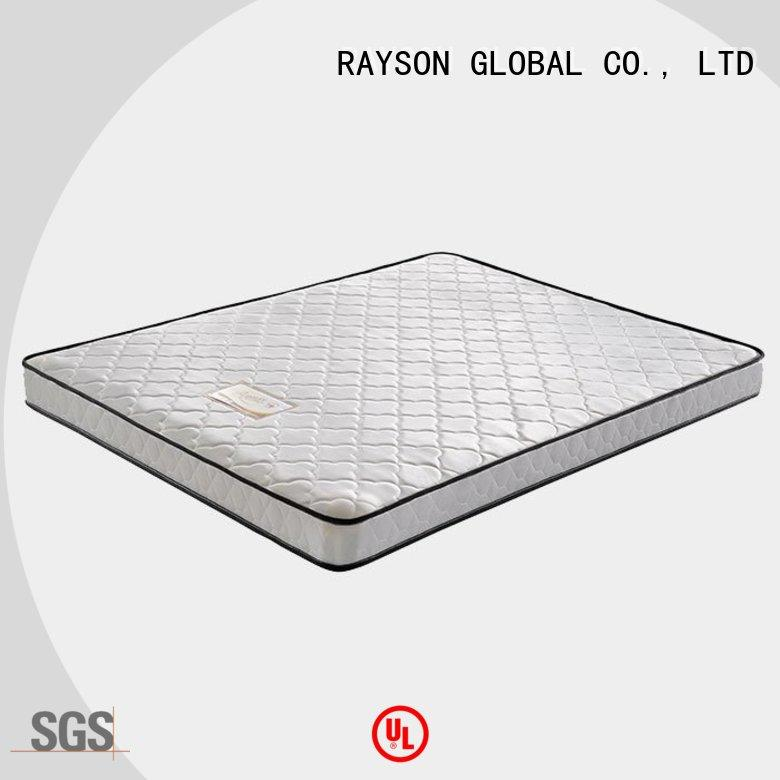 Rayson Mattress coil sleepwell mattress Suppliers
