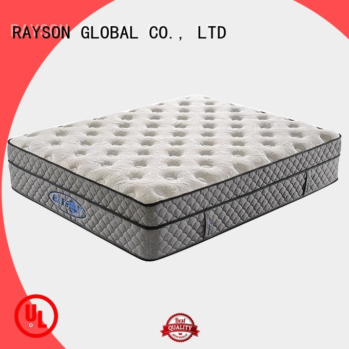 high quality bonnell spring memory foam mattress manufacturer for home