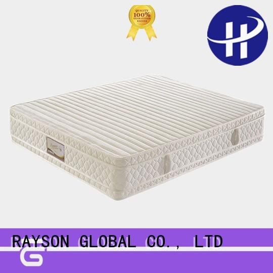 Rayson Mattress pocket orthopedic pocket spring mattress manufacturers