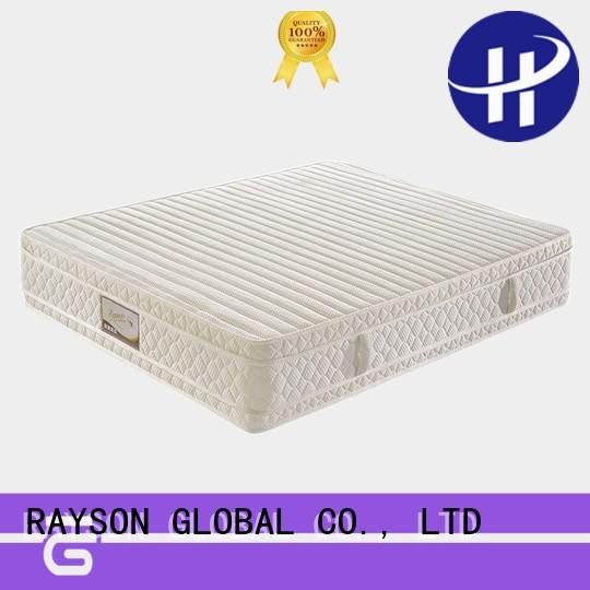 Rayson Mattress pocket orthopedic pocket spring mattress manufacturers