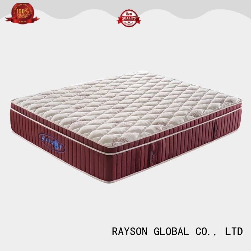 customized pocket mattress double manufacturer for house