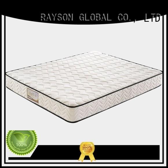 Wholesale material top 10 pocket sprung mattress Rayson Mattress Brand