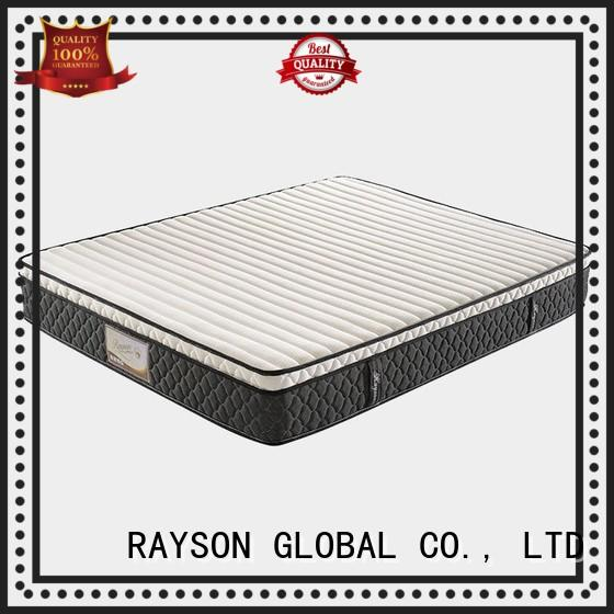 waterproof top 10 pocket sprung mattress international Rayson Mattress company