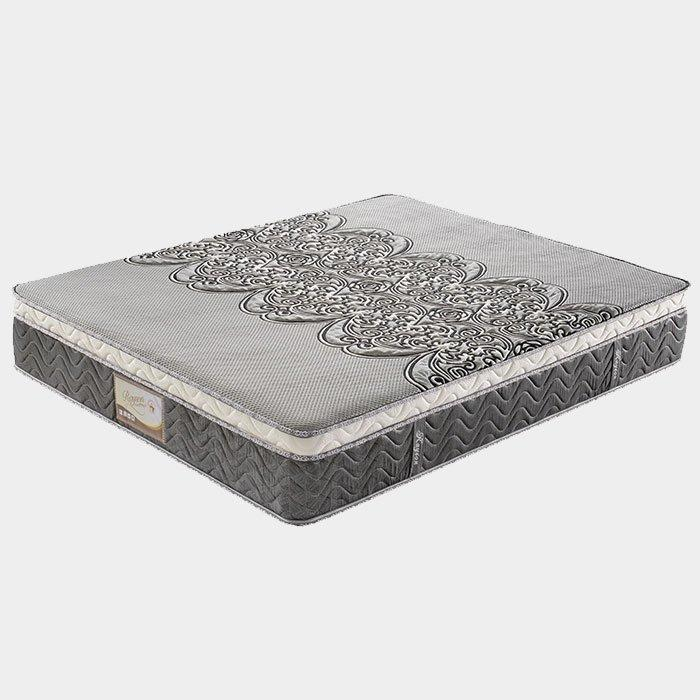 Sophisticated Memory Foam Pocket Spring Mattress With Knitted Fabric