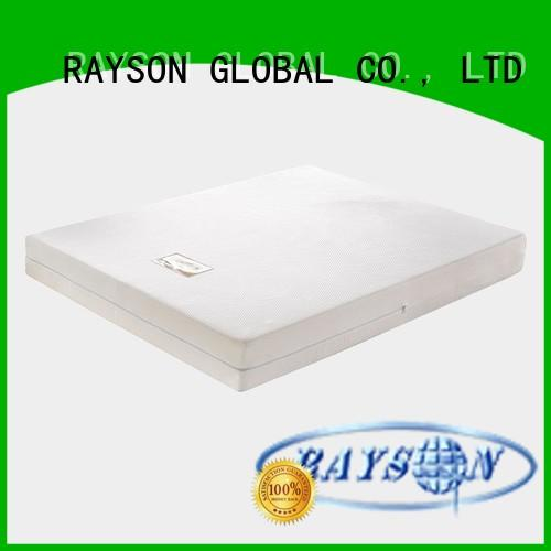 Rayson Mattress high quality space age foam mattress top for home