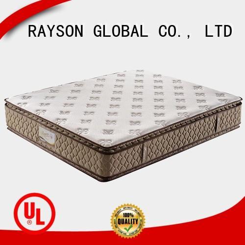 Rayson Mattress beach pocket spring mattress advantage supplier for house