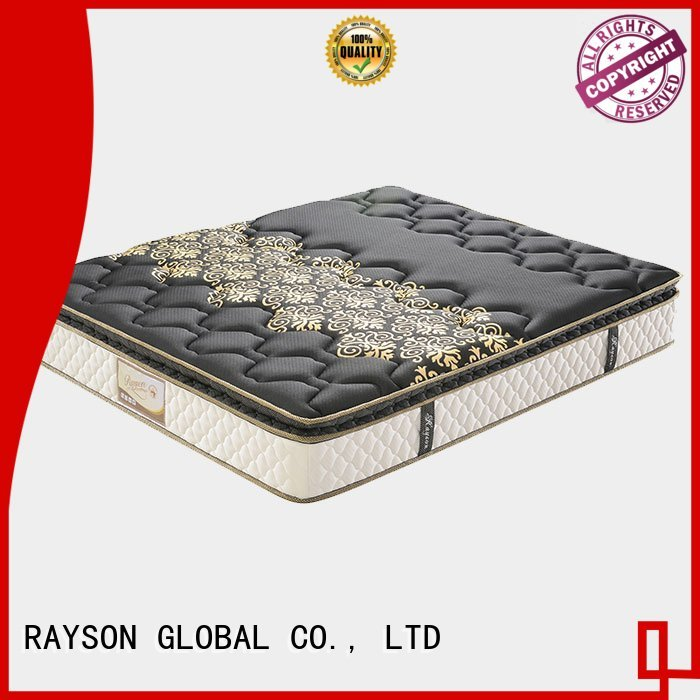 Rayson Mattress bed spring foam mattress Supply