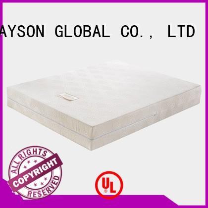 Rayson Mattress Wholesale 100 polyurethane foam pillow Supply