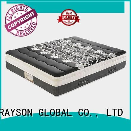 cover indian odm popular soft pocket sprung king size mattress Rayson Mattress
