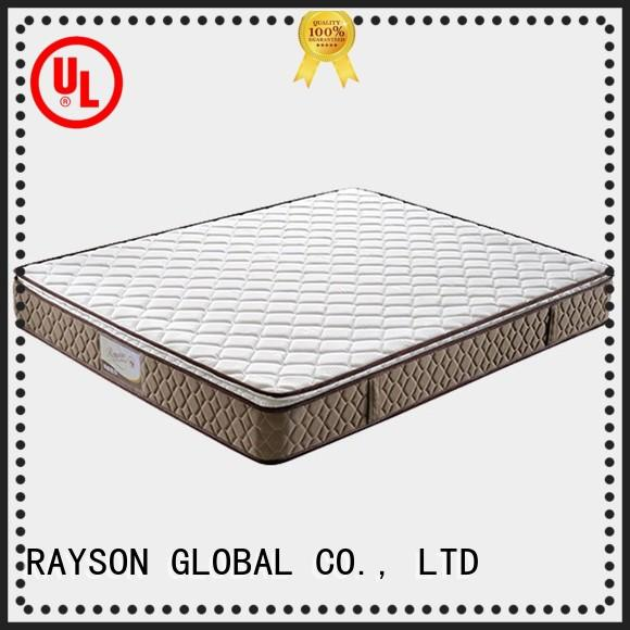 export bonnell mattress with layer of memory foam decubitus for home Rayson Mattress