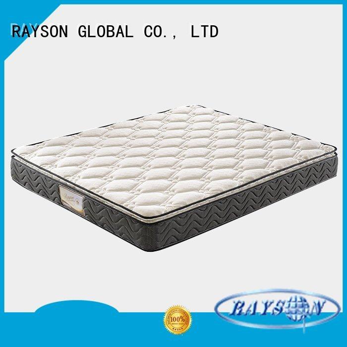indian 145 buckwheat cooling tufted bonnell spring mattress Rayson Mattress Brand
