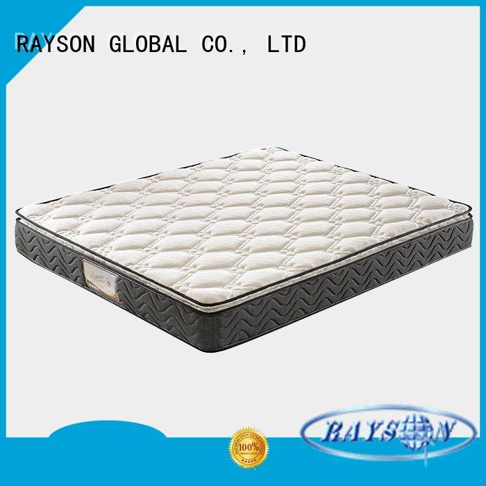 indian 145 buckwheat cooling tufted bonnell spring mattress Rayson Mattress Brand