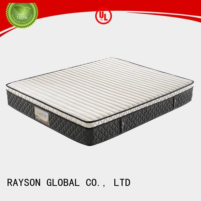 Rayson Mattress hard is spring mattress good for back manufacturers