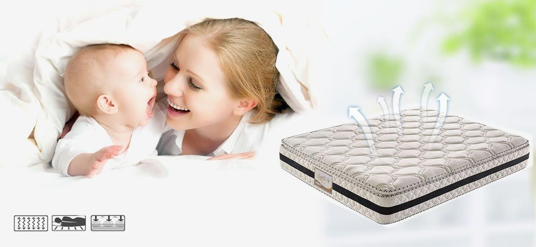Rayson Mattress-Fire - Retardant Pocket Pillow Top Mattress Customized mattress pocket Factory Rayso