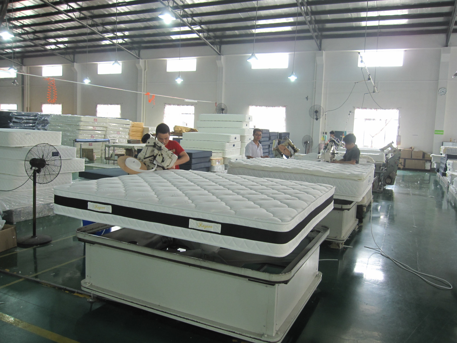 Rayson Mattress Wholesale foam spring manufacturers-12