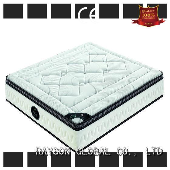 Latest innerspring mattress with memory foam top medium manufacturers