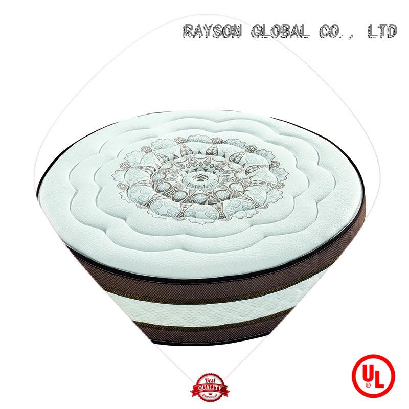 Rayson Mattress plush mattress without springs manufacturers