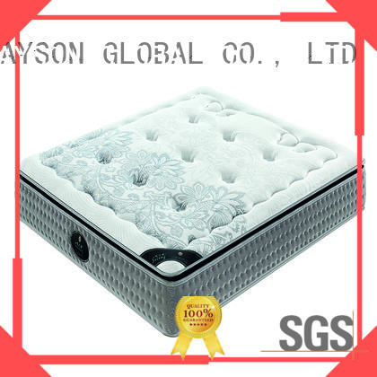 promotions pocket sprung mattress beds supplier for hotel Rayson Mattress
